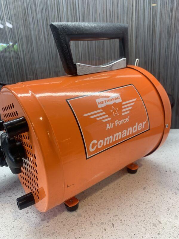 Metro VAC AIR FORCE AFTD-2 Commander Pet Dog Grooming Blow Dryer 1.7 HP