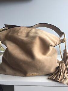 Suede Michael Kors Purse ~ Stunning Condition