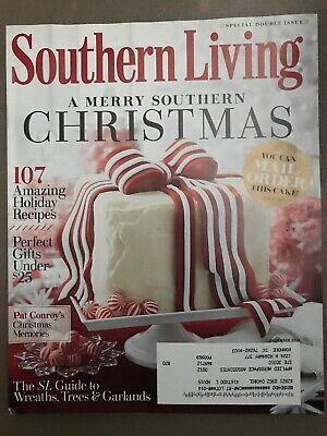 Southern Living magazine ~ Dec. 2014 CHRISTMAS 107 recipes wreaths garlands tree ()