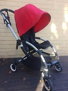 Bugaboo Bee (Red) Narrabundah South Canberra Preview