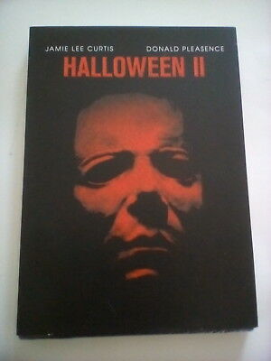 "Halloween Ii 1981 (Halloween 2 II 1981 (DVD)  Glow in the Dark Art Slip Cover New ""Sold Out"")"