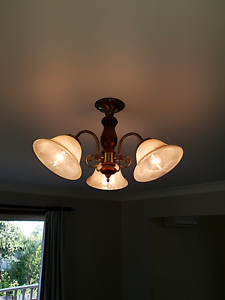 light fixture Kurrajong Heights Hawkesbury Area Preview