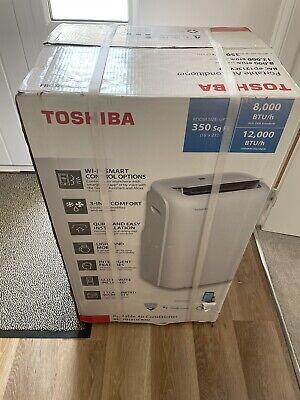 Toshiba Portable Air Conditioner (12,000 BTU)