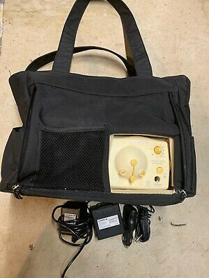 Medela-Pump-in Style Advanced Double Breast Pump with extras USED With Bag