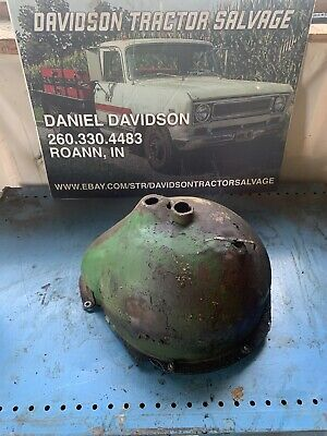 Oliver 60 Tractor Clutch Cover Antique Tractor
