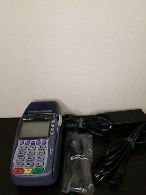 Verifone Vx570 Dual Comm Credit Card Terminal Unlocked Read Description