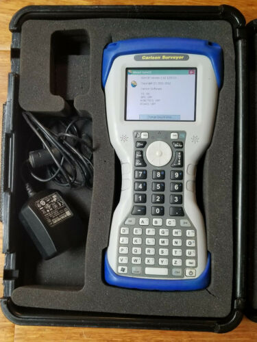 Carlson Surveyor Total Station Data Collector Controller w/ SurvCE