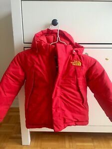 North face down jacket for boy