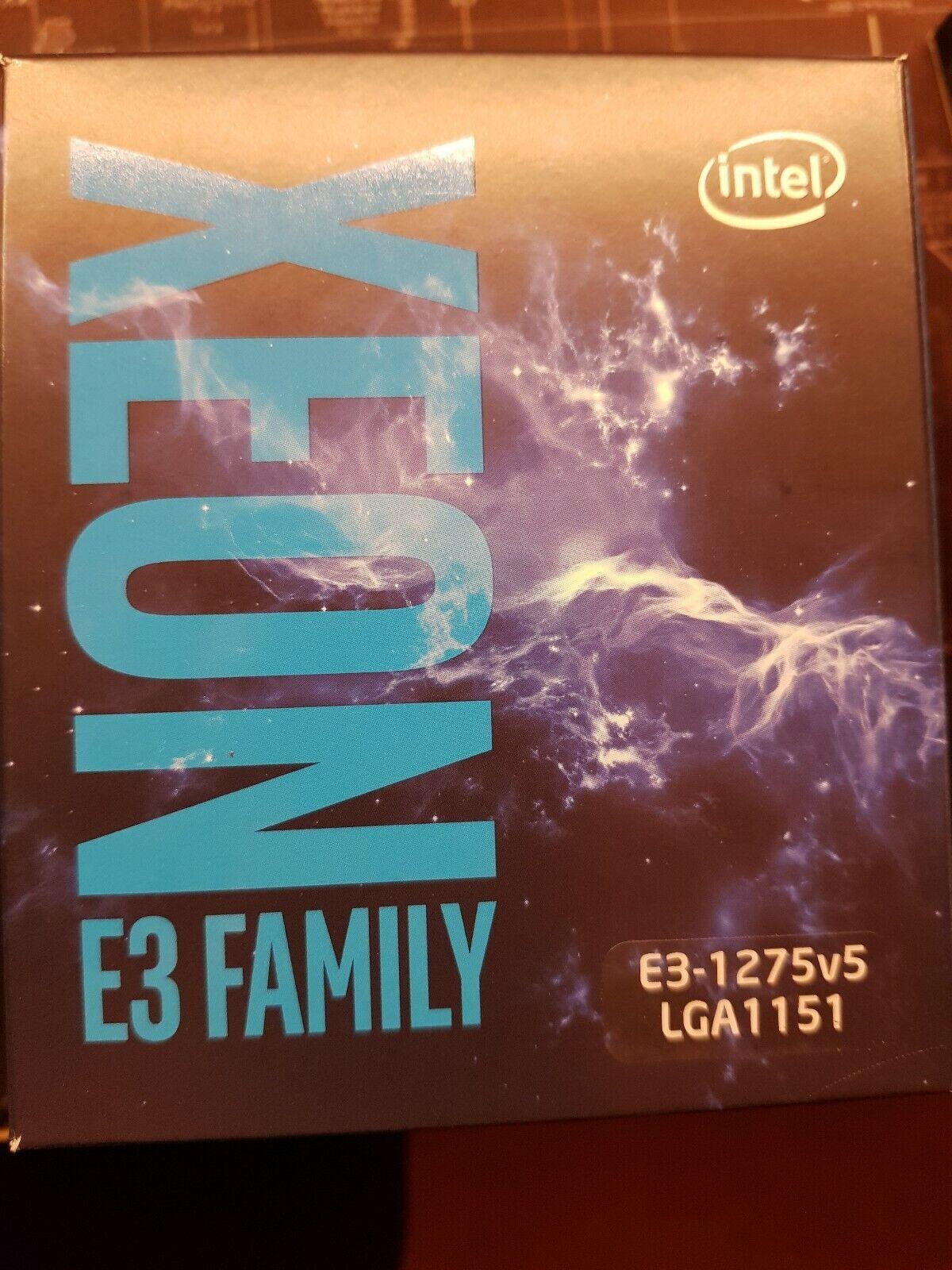 #1151   1 Stück CPU  Lüfter / Kühler  Intel Boxed CPU Sockel 1151