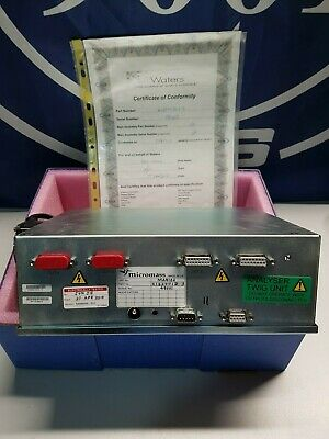 Micromass Ma4162 Analyser Twig Unit Qtof-p Collision Cell 4162001dc3