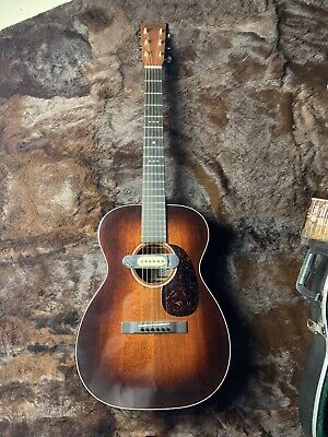 Martin 00-DB Jeff Tweedy Signature Edition With Vintage DeArmond Pick Up