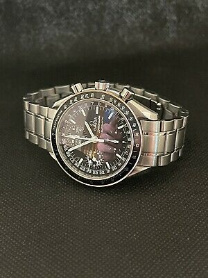 omega speedmaster triple date mark 40 chronograph 3520.50.00