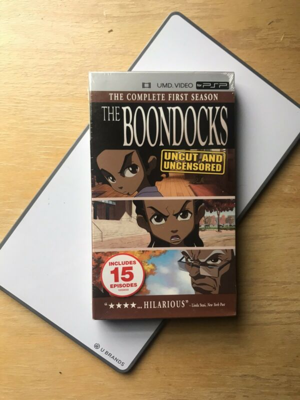 The Boondocks season one