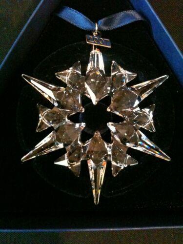 Swarovski Snowflake Ornament 2007