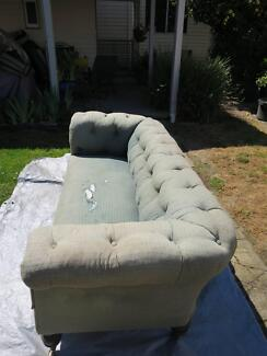 Chesterfield Lounge - Antique Victorian