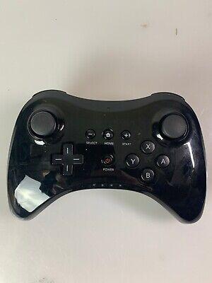 Nintendo WUPARSK1 Wii U Pro Controller - Black