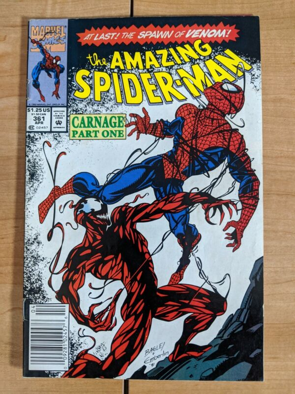 Amazing Spiderman Volume 3 #14 Gwen Stacy variant 9.6
