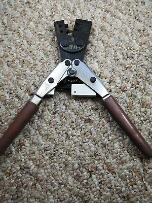 Molex Part Number Htr 1719c Hand Crimp Tool Crimper