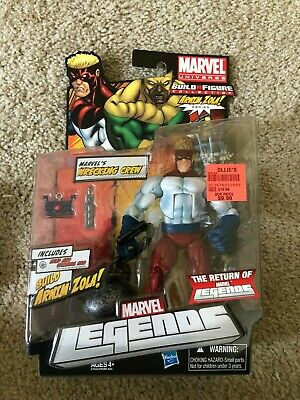 Marvel Legends Wrecking Crew Figure Hasbro 2011 Arnim Zola BAF