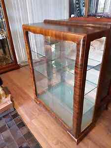 Glass display cabinet Beenleigh Logan Area Preview