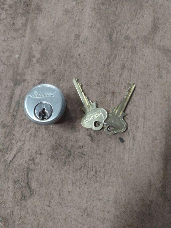 Lockwood Mortise lock Deadbolt locking cylinder keys