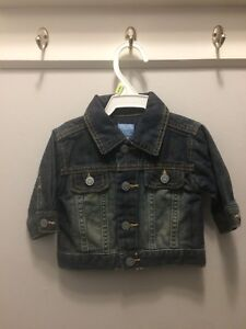 Children's Place Jean Jacket Baby