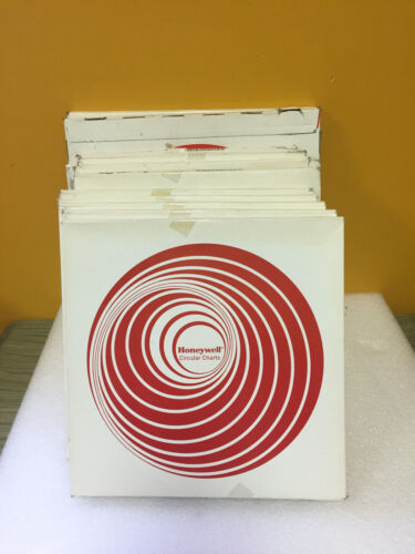 Honeywell 15047 (Lot of 13) 100 Count Per Box, Chart Recorder Paper. New in Box!