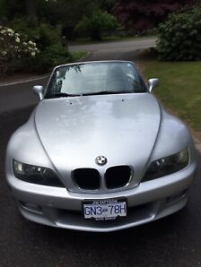 BMW Z3 - low KMs, great value
