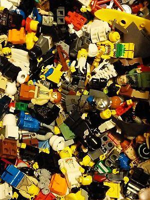 Kyпить Bulk Lego Lot of 10 Random Mini Figures Plus Objects на еВаy.соm