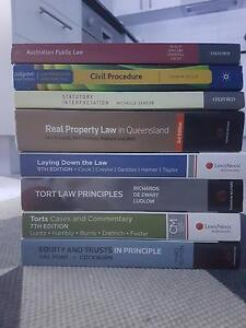 Law textbooks Marsden Logan Area Preview