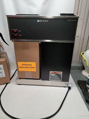 Bunn Vpr Series Warmer Burner Commercial Coffee Maker Brewer New Model