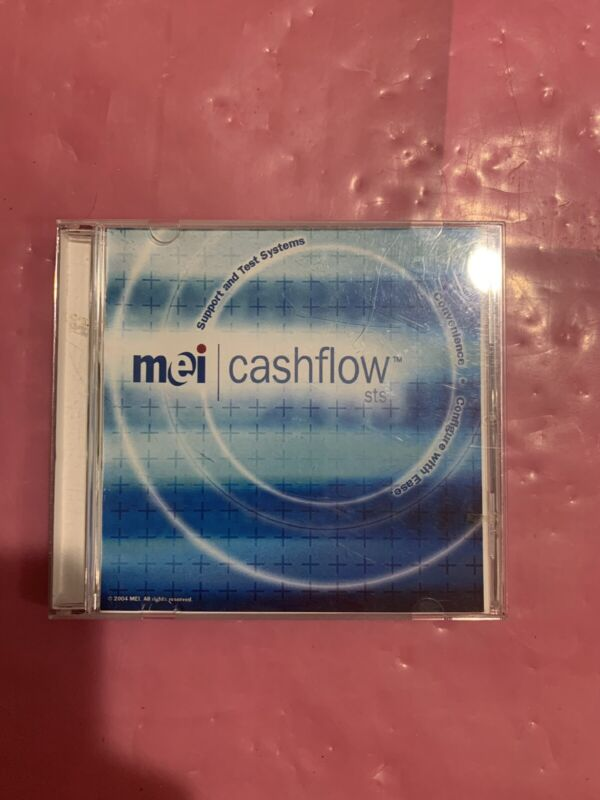 MARS MEI CashFlow STS V7.22 Coin And Bill Programming Software And Diagnostics