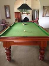 B&B Classic Deluxe Billiard Table Canterbury Boroondara Area Preview