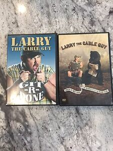 Larry the cable guy seasons DVDs