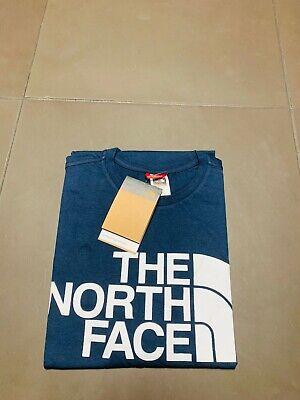 The North Face logo print T-shirt New Season Genuine size S