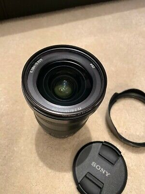Sony FE 16-35mm F2.8 GM Lens and Carl Zeiss UV Filter (Barely Used)