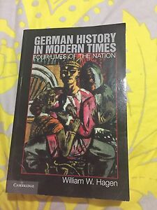 German history in modern times: four lives of the nation Arana Hills Brisbane North West Preview