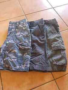 Boys Size 12 Shorts x 3 Tallai Gold Coast City Preview