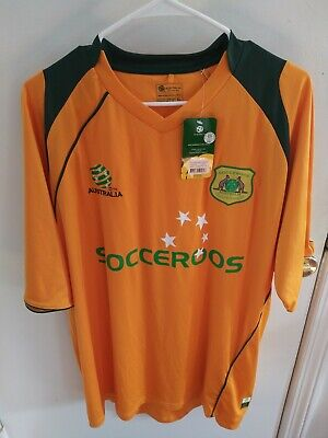Football Federation Australia Limited 2009 Socceroos Soccer XL Shirt image