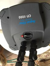 Fish tank aquarium Aqua one 1000 canister filter as brand new Bull Creek Melville Area Preview