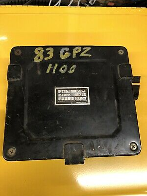 Kawasaki GPZ1100 1983 1984 ECU CDI Ignition Control Unit 21175-1007