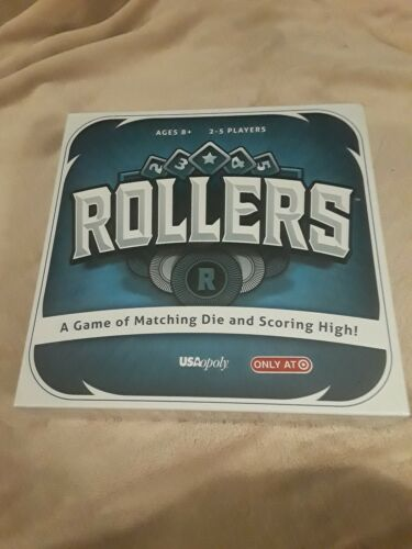 New & Sealed Rollers Board Game by USAopoly Target Exclusive