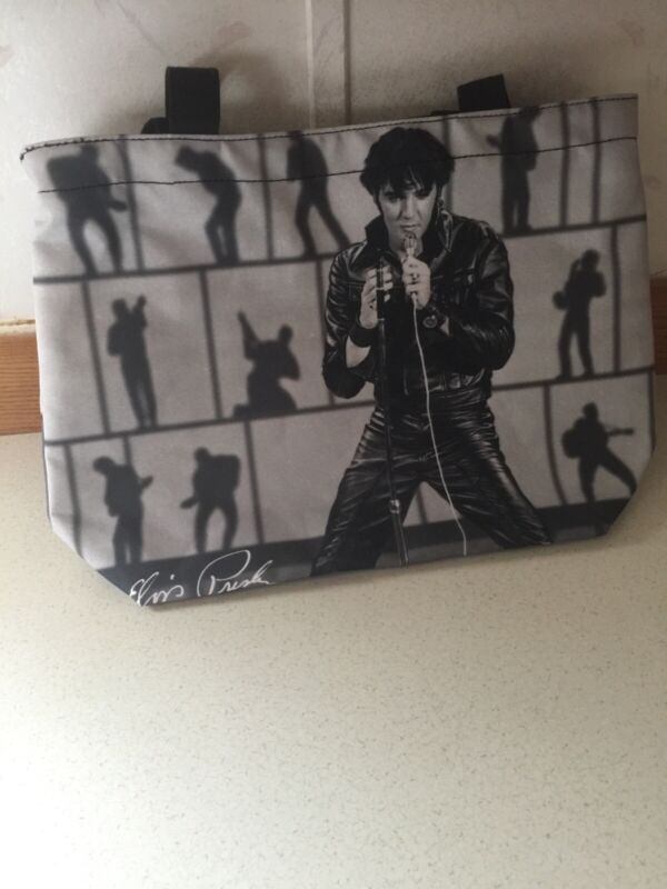 ELVIS PRESLEY PURSE/SMALL TOTE BAG