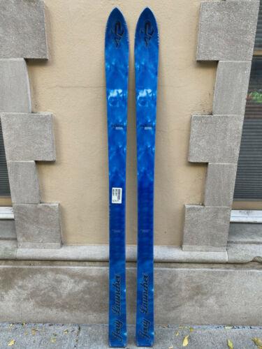 Jerry Garcia K2 Limited edition Skis Powder Downhill 180cm New Jerry Launcher