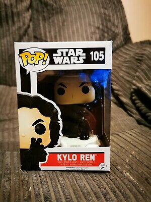 Star Wars Pop Vinyl Kylo Ren 105