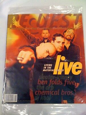 REQUEST Magazine May 1997 REQUEST Magazine May 1997 Kowalczyk Sleater-Kinney