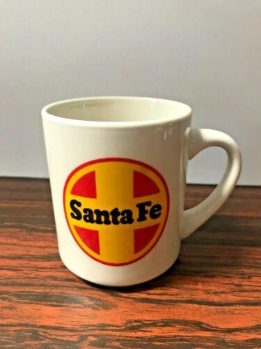 Santa Fe Railroad - Coffee Mug - NICE !