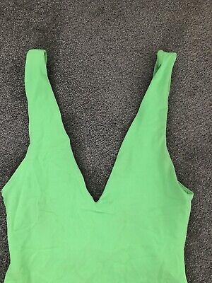 zara bodysuit small