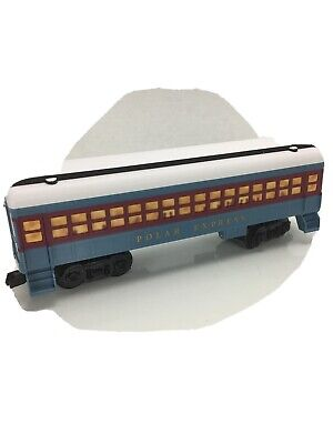 LIONEL POLAR EXPRESS CHRISTMAS TRAIN SET REPLACEMENT COACH PASSENGER CAR 7-11824