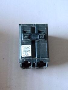 square d homeline hom 220 20 amp double pole circuit